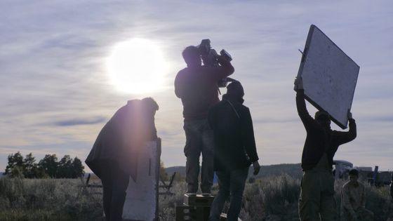 Съемки фильма «Егор Чээрин» (12+)